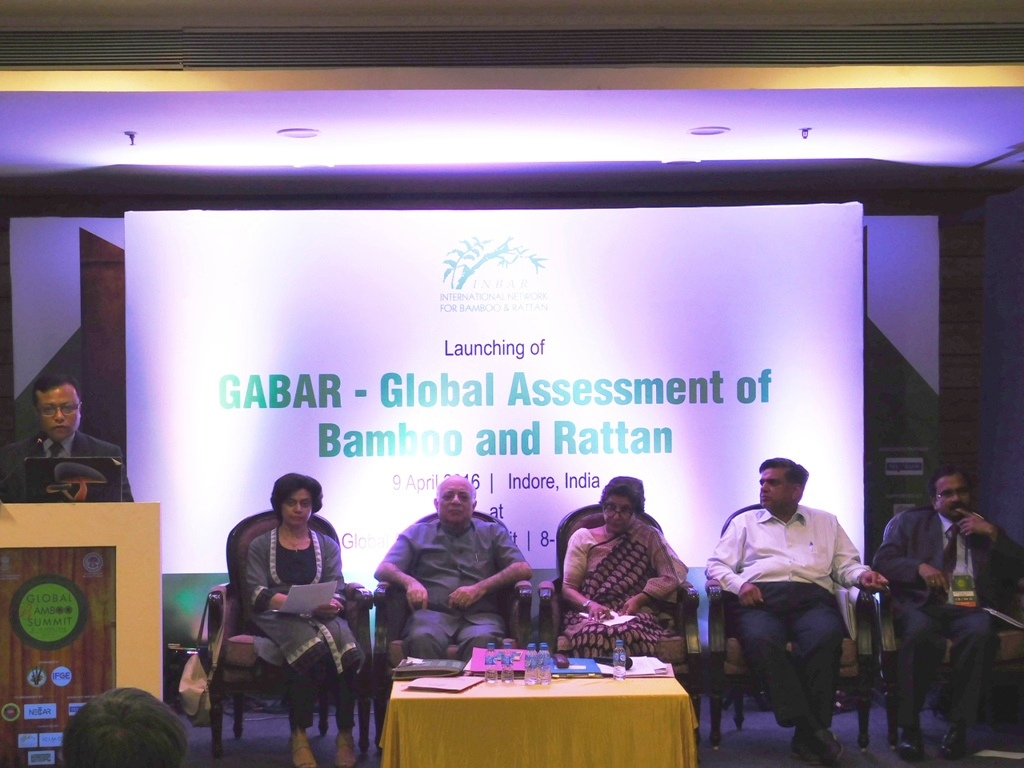 GABR-Global Assessment of Bamboo & Rattan